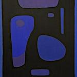 Johs Rian, Komposisjon, 1978, 100 x 81 cm