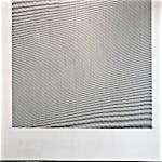 Kristin Nordhøy - Perspective rhythm I (akryl på vegg), 2016, 218 x 208 cm