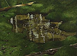 Astrid Nondal, Alltid, 2012, 120 x 165 cm