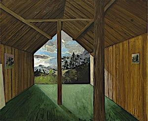 Astrid Nondal, Før eller siden, 2012, 90 x 110 cm