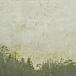 Astrid Nondal: Grålysning, 2014, 63 x 77 cm