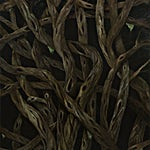 Astrid Nondal: Sammenrusling, mørk, 2014, 165 x 130 cm