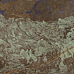 Astrid Nondal: Omvandring/Nord, 2018, 165 x 220 cm