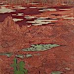 Astrid Nondal: Ovenfra, 2021, 200 x 165 cm