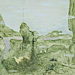Astrid Nondal: Vagt, 2020, 46 x 65 cm