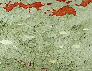 Astrid Nondal, I andre landskap, 2020, 210 x 270 cm