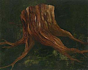 Astrid Nondal, Rot, 2007, 32 x 40 cm