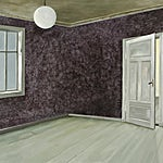 Astrid Nondal: Værelse, 2007, 135 x 165 cm