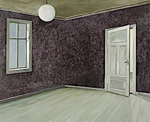 Astrid Nondal, Værelse, 2007, 135 x 165 cm
