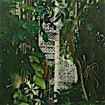 Astrid Nondal: Botanisk I, 2009, 165 x 135 cm