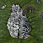 Astrid Nondal: Dyret, 2010, 140 x 115 cm