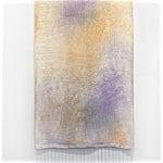 Aurora Passero: Natural Scenery #2, hand woven, hand dyed nylon, 2015, 250 x 124 cm