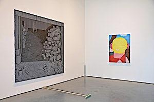 Christoffer Fjeldstad, Installation view, 2015