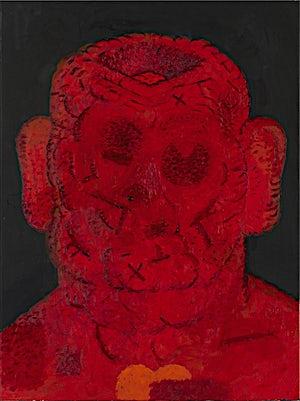 Christoffer Fjeldstad, Love, 2015, 80 x 60 cm