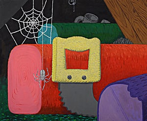 Christoffer Fjeldstad, Daily Bread, 2015, 140 x 170 cm