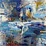 Dag Thoresen: Spavendt landskap, 2011, 110 x 160 cm