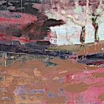 Dag Thoresen: Morgen, 2015, 105 x 210 cm