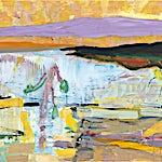 Dag Thoresen: Utsyn, 2015, 110 x 160 cm