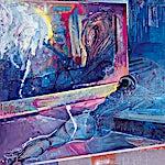 Dag Thoresen: Regi: Rainer Werner Fassbinder, 2001, 170 x 170 cm