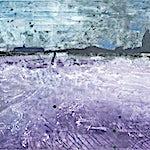 Dag Thoresen: Landsby østover, 2018, 68 x 127 cm