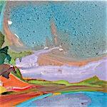 Dag Thoresen: Reflection II, 2004, 50 x 60 cm