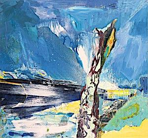 Dag Thoresen, End Of Winter, 2004, 150 x 160 cm