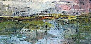 Dag Thoresen, Hildring. Til Tomas Tranströmer, 2008, 87 x 180 cm