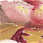 Dag Thoresen: Jord, 2008, 62 x 243 cm