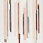 Espen Dietrichson: Glass, Stone 1, 2015, 151 x 102 cm