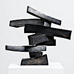 Espen Dietrichson: Segment of Segment,Opened from Open #8,, 2018, 29 x 16 cm