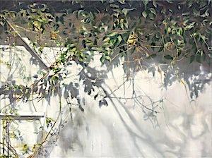 Frank Brunner, Skygger, 2013, 127 x 170 cm