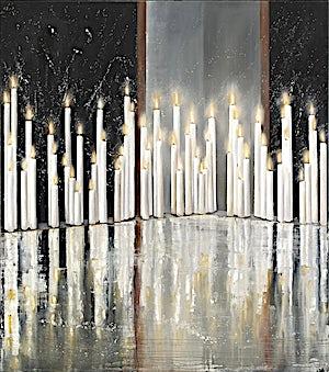 Frank Brunner, Balanse, 2013, 173 x 152 cm