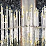 Frank Brunner: Balanse #2, 2013, 107 x 91 cm