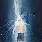 Frank Brunner: En-Gedi #4, 2013, 99 x 70 cm