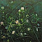 Frank Brunner: Botanisk hage II, 2001, 76 x 85 cm