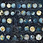 Frank Brunner: Nomaden II, 2016, 190 x 218 cm
