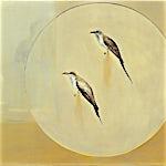 Frank Brunner: Montre II, 2001, 79 x 122 cm