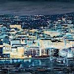 Frank Brunner: Utsyn, 2019, 120 x 150 cm