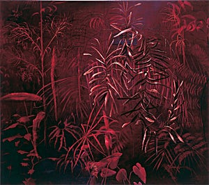 Frank Brunner, And this also... 11#, 2002, 150 x 175 cm