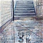 Frank Brunner: subway #4, 2006, 200 x 150 cm
