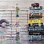 Frank Brunner: waiting, 2007, 150 x 200 cm