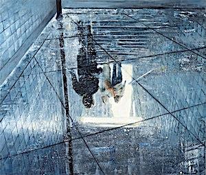 Frank Brunner, subway #3, 2006, 150 x 170 cm