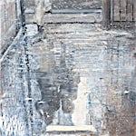 Frank Brunner: subway #studie, 2006, 74 x 66 cm
