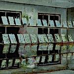 Frank Brunner: The Grand Mirrors, 2008, 200 x 297 cm