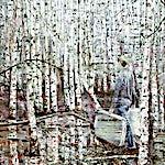 Frank Brunner: The Walk, 2008, 200 x 142 cm