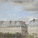 Halvard Haugerud: Fra Paris, 2008, 23 x 28 cm