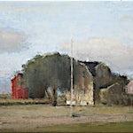 Halvard Haugerud: Fra Hammarøy, 2009, 23 x 34 cm