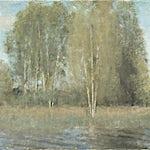 Halvard Haugerud: Lundebyvannet II, 2011, 26 x 34 cm