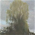 Halvard Haugerud: Bjerk, 2012, 77 x 59 cm