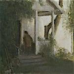 Halvard Haugerud: Mor går inn, 2014, 27 x 36 cm